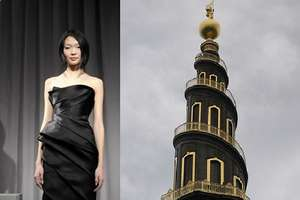 Marchesa For Spires and Pagodas