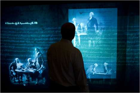 Interactive History Lessons - The Library of Congress Experience