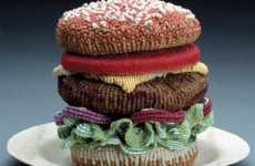 Knitted Food 3 - Delectables Series by Ed Bing Lee