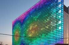 Giant Eco-Friendly LED Displays