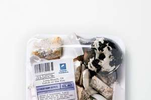 Guerrilla Campaign Packages Garbage as Seafood