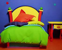 Fantasy Kids Rooms
