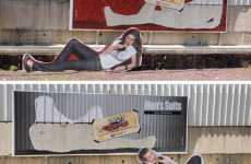 Cut Out Model Billboards