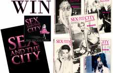 Win 1 of 10 Sex & The City Movie Prize Packs from TrendHunter.com