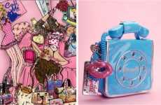 Retro Telephone Bags