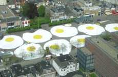 Giant Dutch Street Art - Henk Hoftra's Art Eggcident