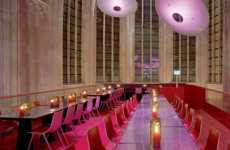 Hip Gothic Church Hotels