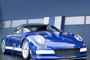 Porsche 9ff GT9 Built Just For Speed