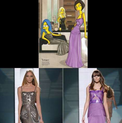 Animated Fashion Designers