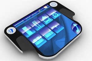 David Chacon's Tablet Concept