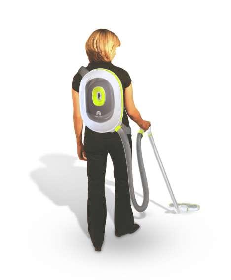 Vacuum Backpacks - Fuel Cell BacVac
