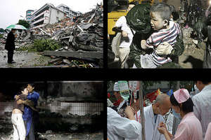 Images of China's Earthquake