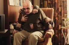 Image Manipulation to Evoke Compassion - Parkinson Awareness Campaign