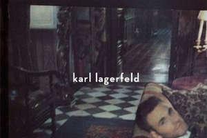 Karl Lagerfeld's Metamorphoses of an American
