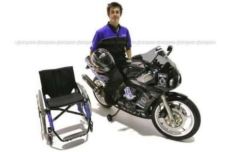 Motorcycles for the Paralyzed