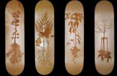 Wooden Skateboards