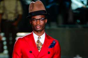 The Dsquared² Fall 2013 Men's Collection is Dapper and Fully Acceso