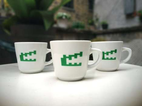 Pitfall mugs