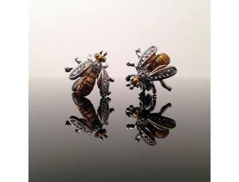 Botanical Cufflinks