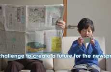 The Tokyo Newspaper Develops an App to Translate News for Kids