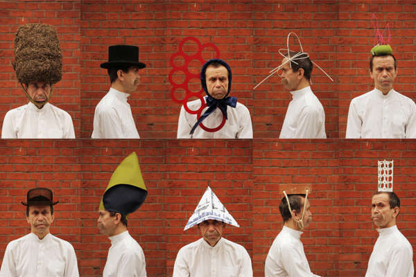 Architecturally-Inspired Headgear