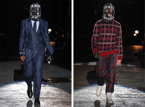 Umit Benan Fall/Winter 2013
