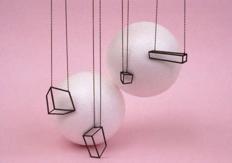 Cuboid Jewelry Collection