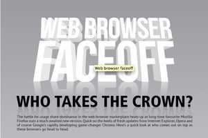 This Infographic Compares Chrome, Safari & Firefox