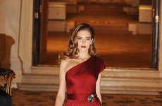 44 Vivacious Valentine's Day Dresses
