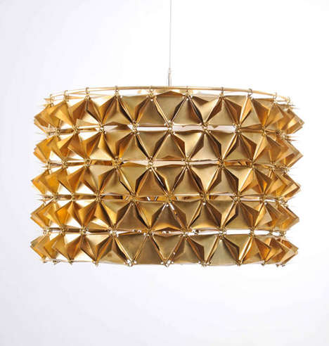 Faceted Tactile Light Collection