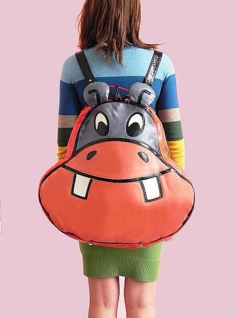 Yang Du Miss Hippo Bag