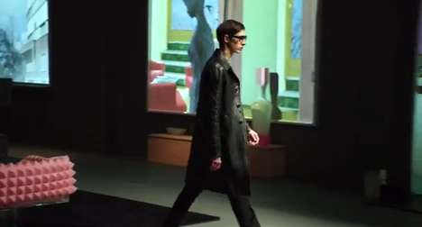 Prada Mens FW13 Runway