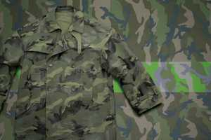 The Valentino S/S 2013 Camouflage Collection is Stealth