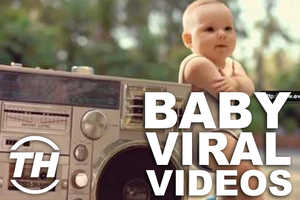 Shelby Walsh Dishes on Irresistible Baby Videos with Some Serious Traffic