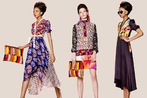 Life is Never Dull with Duro Olowu Spring/Summer 2013