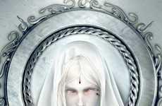 Fantasy Femme Fatale Portraits