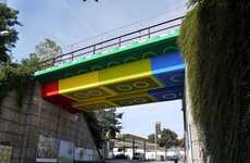 Building Block Overpasses