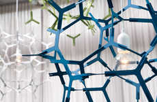 Molecular Model Lights