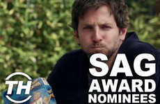 2013 SAG Award Nominees Show off a Different Side of Themselves