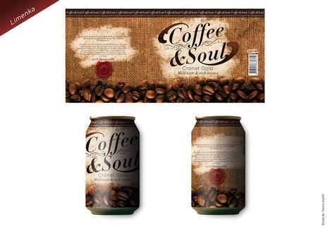 Coffee & Soul Packaging