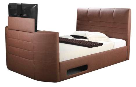 ottoman bed, TV bed, storage bed