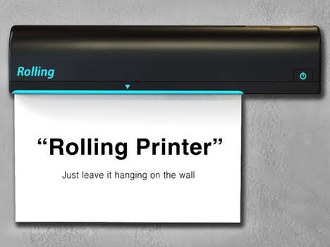 Rolling Printer