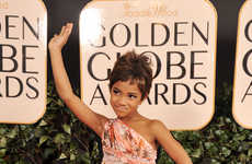 Celebrity Mini-Me Remixes - Toddlewood Series Sees Children Mimicing Golden Globe Stars