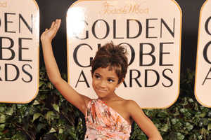 Toddlewood Series Sees Children Mimicing Golden Globe Stars