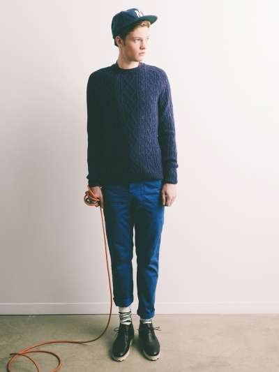 Ecole Militaire Fall/Winter 2012/2013
