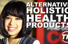 Alternative Holistic Health Products - Armida Ascano Discusses Quirky Workout Ideas for the New Year