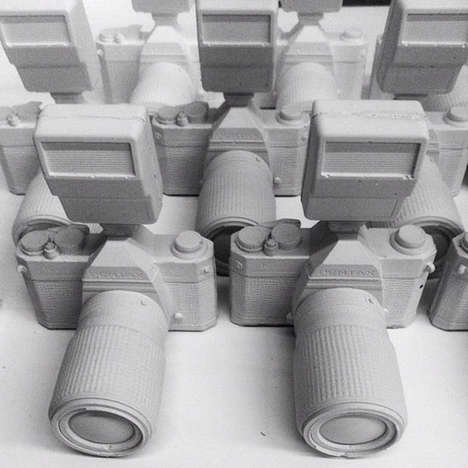 Camera Sculptures