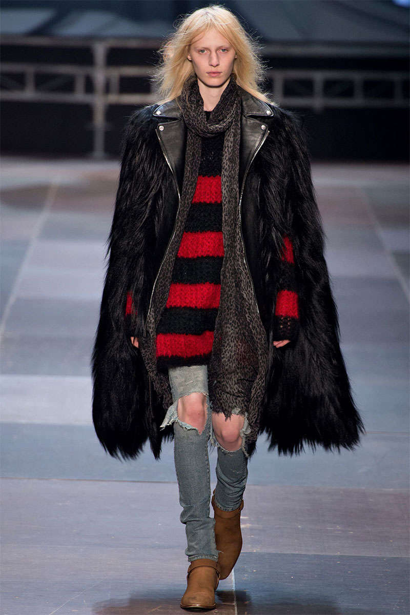 Grungy Caped Runways