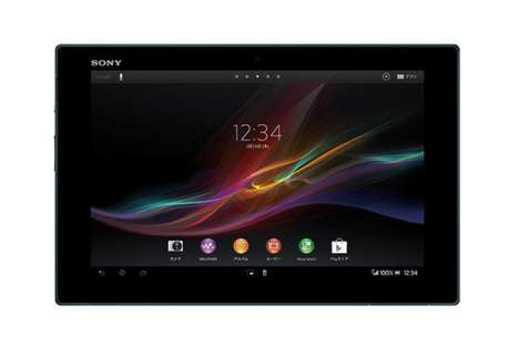 new sony xperia tablet