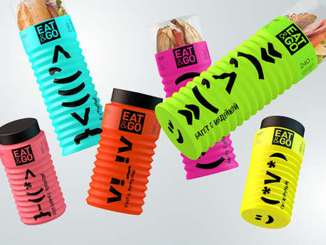 Eat & Go Packaging
